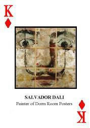 Salvador Dali, Painter of Dorm Room Posters